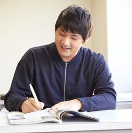 4年 菊田 浩尉さん/北海道伊達高等学校(北海道)出身
