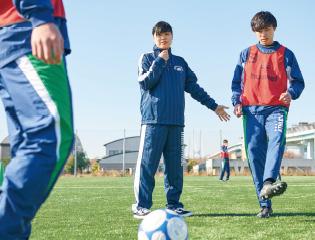 スポーツ教育コースのポイント