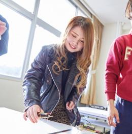 4年 K・T さん 生野工業高等学校(大阪府)出身